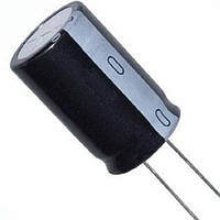 Конденсатор электролитический 220uF, 250v 105C