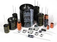 Конденсатор электролитический 470