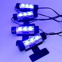 Светодиодная подсветка салона автомобиля