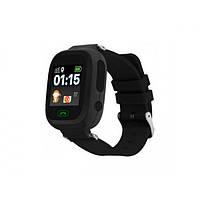 Смарт-часы детский Smart Baby Watch Q100 Black (Baby Watch Q100 Black)