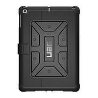 Накладка Apple iPad A1822 / Apple iPad A1823 Urban Armor Gear (защитный) Metropolis Black / Silver Logo (IPD17-E-BK)
