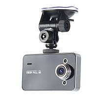 Автомобильный видеорегистратор VR K6000 B без HDMI