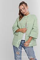 Куртка демисезонная женская Prunel 449 Ася яблоко, фото 1