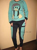 Женская байковая пижама шикарного качества, Nicoletta, р-р М