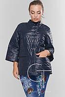 Куртка демисезонная женская Prunel 449 Ася синяя