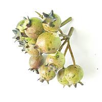 Декоративный шиповник веточка Оливковый 1 шт, фото 1