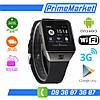 Умные часы ANDROID 4.4 WiFi 3G Smart Watch Tenfifteen QW09 аналог Lemfo/Finow