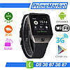 Умные часы ANDROID 4.4 Upgrade 2018 WiFi 3G Smart Watch Tenfifteen QW09 Lemfo/Finow/Kingwear