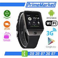 Умные часы ANDROID 4.4 Upgrade 2018 WiFi 3G Smart Watch Tenfifteen QW09 Lemfo/Finow/Kingwear, фото 1