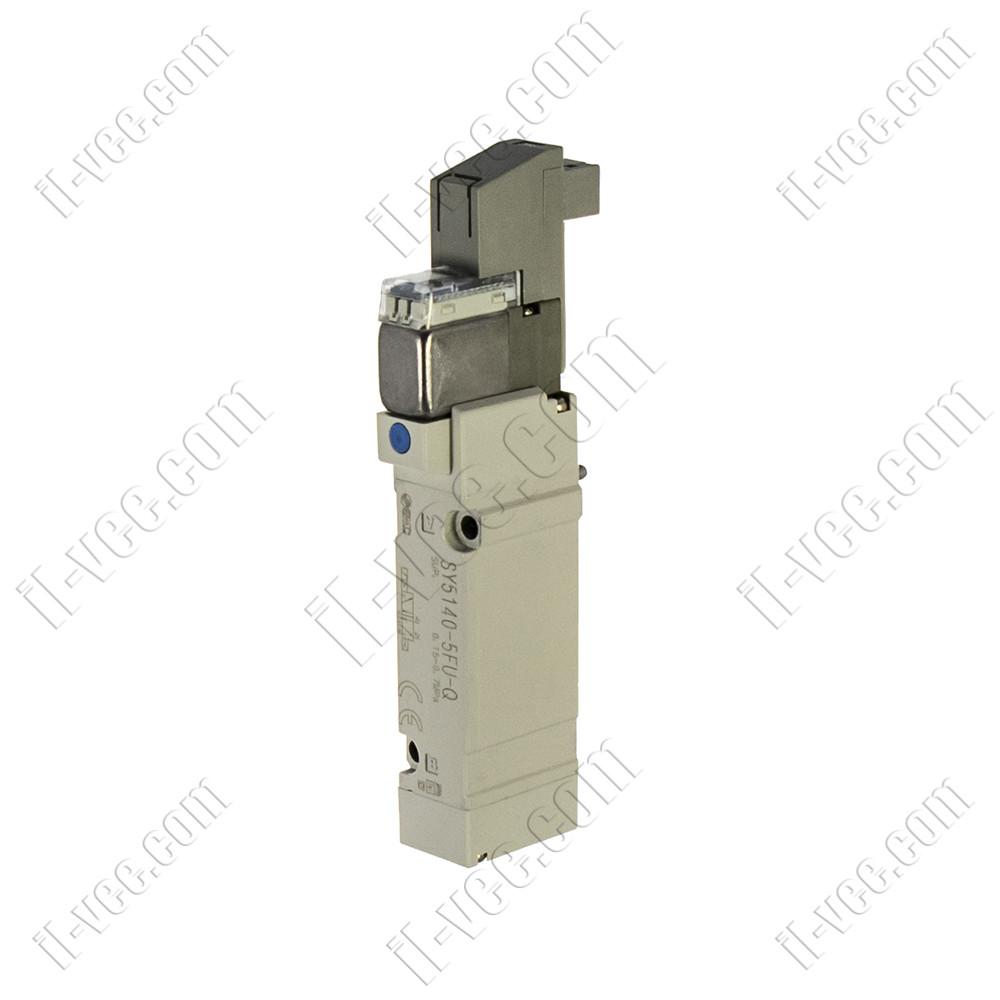 Пневмораспределитель SY5140-5FU-Q SMC
