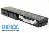 Аккумуляторная батарея для Asus M50 M51 M60 M70 N43 N52 N53 N61 X55 X57 G50 G51 L50 series 5200mAh 11.1 v
