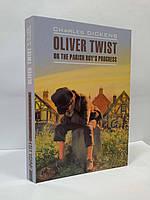 ИнЛит Каро (Англ) Диккенс Оливер Твист Dickens Oliver Twist or The Parish boys progress