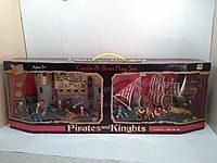 ОдИр Пиратский набор (корабль пираты аксессуары) 0807D1