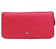 Красный кошелек клатч из матовой кожи Salfeite в категории мир кошельков опт W38-1RED