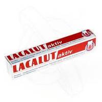 Зубная паста LACALUT aktiv ( Лакалут актив) 50 мл