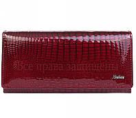 Оригинальный стильный женский кошелек кожаный в категории мир кошельков опт AE501 JUJUBE RED