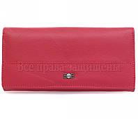 Красный женский кошелек из матовой кожи в категории кошельки оптом дешево B150-15