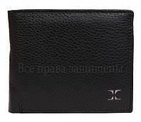 Портмоне- бумажник мужской кожаный с отделениями для кредиток в категории кошельки оптом харьков E61480BLACK
