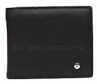 Мужской кожаный портмоне- бумажник бренда Salfeite в категории кошельки оптом одесса 7 км AM9BLACK