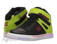 DC Кроссовки на мальчика Spartan High SE EV High Top Shoes