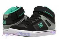 DC Кроссовки на мальчика Spartan High Ev Sneaker, зеленые