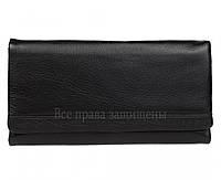 Стильный мужской кошелек для нагрудного кармана из натуральной кожи MD-601-A-opt в категории купить мужские кошельки оптом Одеса