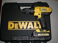 Аккумуляторная дрель шуруповёрт DeWalt 18V