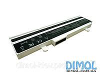Аккумулятор для ноутбука Asus 1015B, 1015BX, 1015CX, VX6S, 5200mAh white, 11,1V