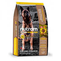 Nutram Total GF Lamb & Lentils Dog, холистик корм для собак, ягненок/бобовые, 2,72кг