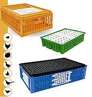 Ящики для перевозки живой птицы, фото 1