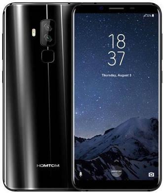"""Смартфон Homtom S8 black 4/64 Gb Octa-Core 5.7"""" HD+"""