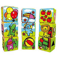 Набор активных кубиков Biba Toys (JF123)