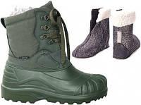Очень легкие и удобные зимние ботинки универсального назначения Lemigo Tramp