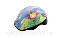 Шлем велосипедный для детей. Велошлем B-Skin Kidy Bee & Blossom