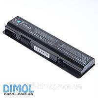 Аккумуляторная батарея для Dell Inspiron 1410 Vostro 1014 1014n 1015 A860n series 5200mAh 11.1 v