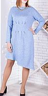 ПП Украина Платье большого и маленького размера Милли 42 до 72 размера