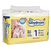 Подгузники  для новорожденных Baby Dream New Born