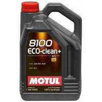 Motul Моторное масло  8100 ECO-CLEAN+ SAE 5W30 5л