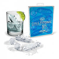 Форма для льда Gin and Titonic Fred and Friends
