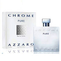 Azzaro Chrome Pure EDT 100ml (ORIGINAL)