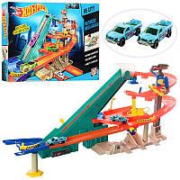 Детский Игровой Трек LR004 Hot Wheels, Трек 004 Hot Speed