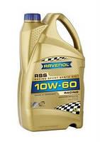 Снова в наличии на складе спортивное моторное масло RAVENOL  RSS 10w-60.