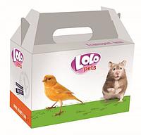 """""""Lolopets"""" транспортная упаковка для мелких животных"""