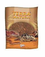 """""""Lolopets"""" TERRA NATURA подстилка верховой торф для террариумов, 4l."""