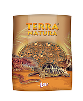 """Lolopets"" TERRA NATURA подстилка кокосовая для террариумов ""S"", 4l."