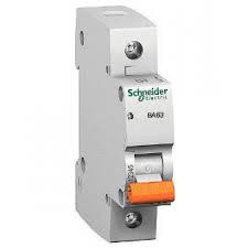 Автоматичний вимикач Schneider Electric ВА63, 1п, 40А З