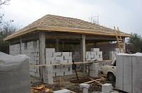 Кладка газобетона, возведение газобетонных стен