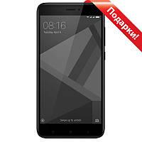 "Смартфон 5"" Xiaomi Redmi 4X, 2GB+16GB Черный 8 ядер Snapdragon 435 Камера Samsung S5K3L8 13+5Мп Android 6"