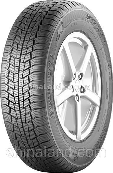 Зимние шины Gislaved Euro*Frost 6 255/55 R18 109V XL Германия 2017