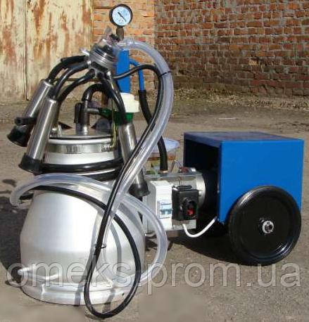 Доильный аппарат для коров АИД-1 (Мехдойка, аппарат индивидуального доения) - ООО  «ОМЭКС ТРЕЙД» в Харькове